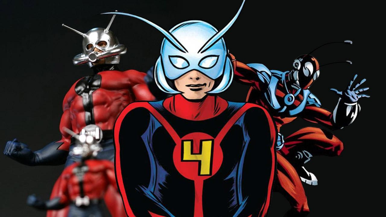 Comics History 101 Who Is Ant-Man?