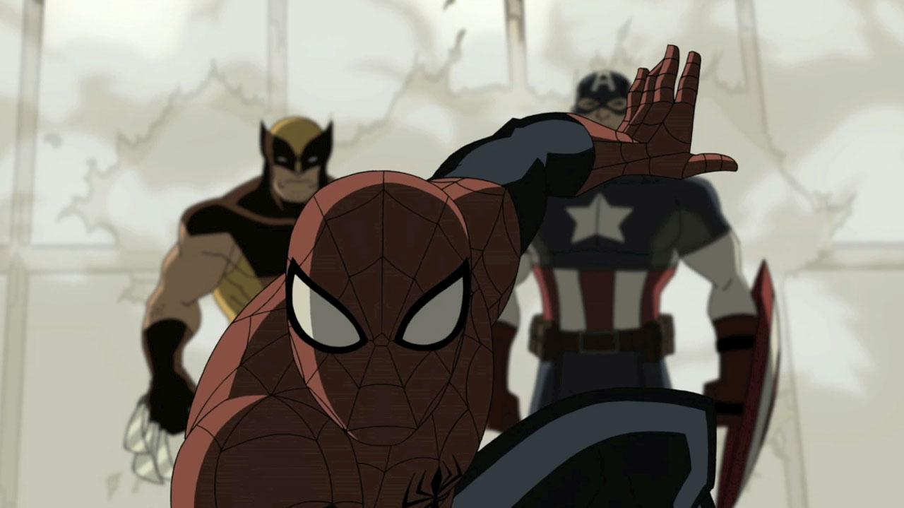 Ultimate Spider-Man - Game Over