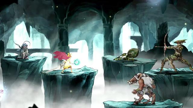Child of Light - Announcement Trailer