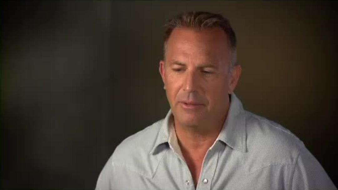 Superman Man of Steel Interview - Kevin Costner