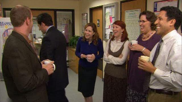 The Office TV Clip - Anything Can Happen