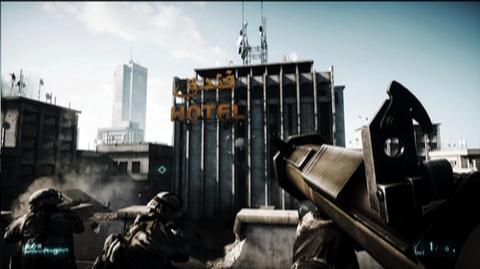 Battlefield 3 (2011) - Faultline Ep 2 gameplay trailer