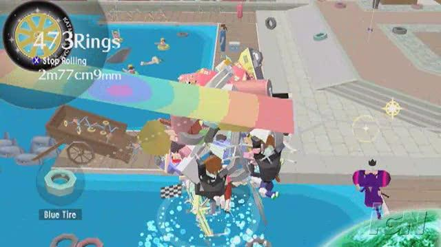 Beautiful Katamari Xbox 360 Gameplay - Boyfriend-A-Go Go