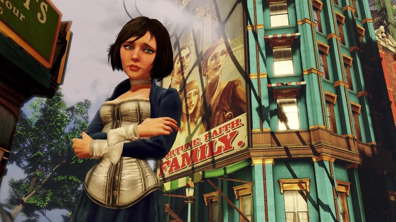 BioShock Infinite VGA Trailer