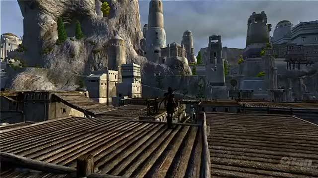 Age of Conan Hyborian Adventures Xbox 360 Guide-Walkthrough - Tarantia Commons