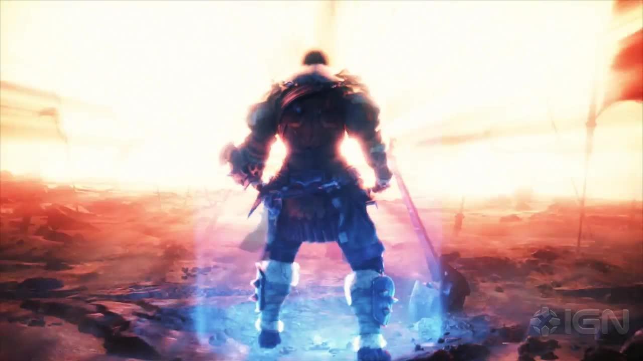 Final Fantasy XIV A Realm Reborn Trailer 2