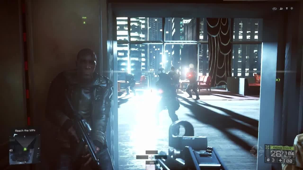 Battlefield 4 Walkthrough Chapter 2 - Shanghai (Xbox One)