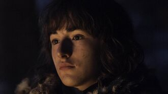 Game of Thrones - Isaac Hempstead-Wright on Bran Stark's Mystic Journey