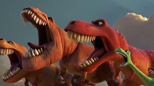 "The Good Dinosaur - ""Roar"" Clip"