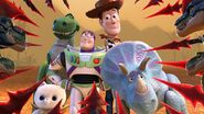 Toy Story Panel - SDCC 2014 Fan Reaction