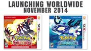 Pokemon Omega Ruby and Alpha Sapphire Gameplay Trailer & Adventure