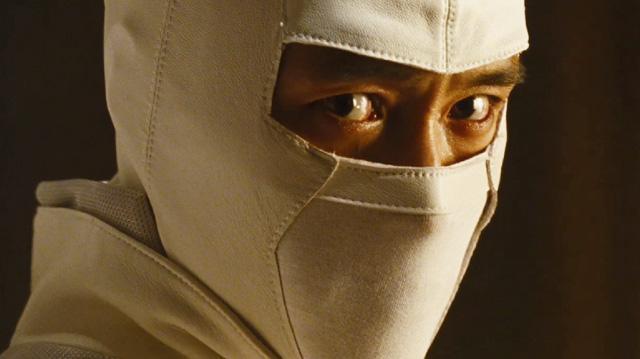 G.I. Joe Retaliation Clip - Snake Eyes vs. Storm Shadow