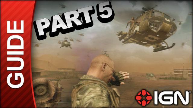 Call of Duty Black Ops Walkthrough - Part 5