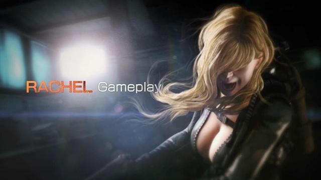 Rachel Gameplay - Resident Evil Revelations