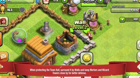 Clash of Clans - Town Hall Strategy