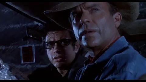 Jurassic Park - The T-Rex arrives