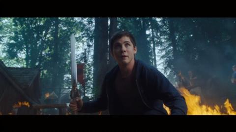 Percy Jackson Sea of Monsters (2013) - Theatrical Trailer for Percy Jackson Sea of Monsters