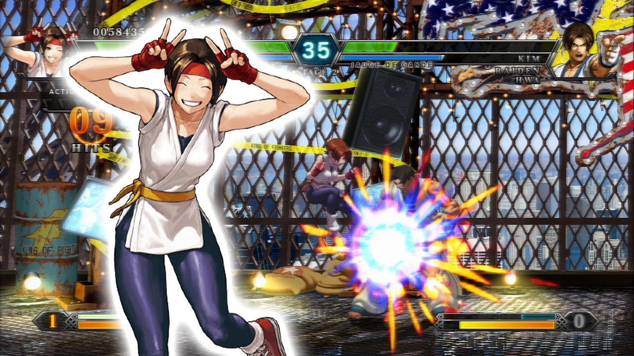 King of Fighters XIII Set 4 TC Romance VS IGL Bala - EVO 2012 Top 8
