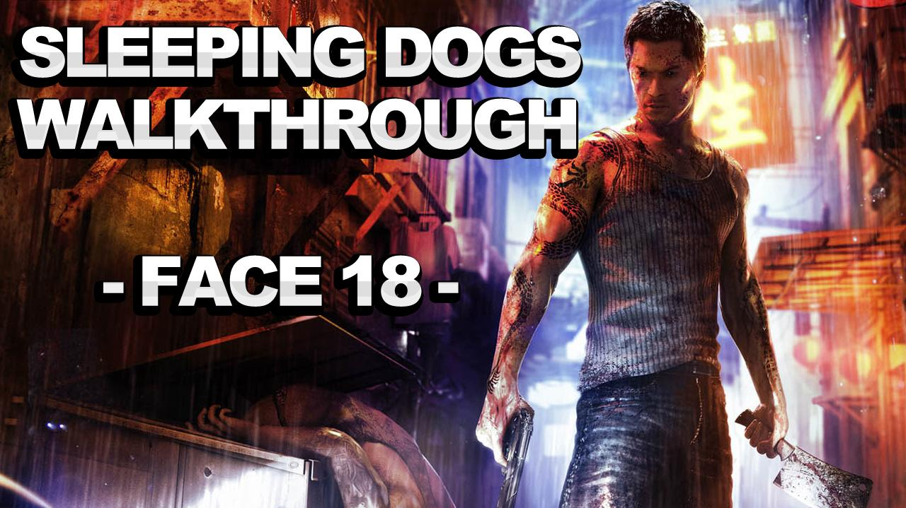 Sleeping Dogs - Face Side Mission 18 - Riffraff Disposal