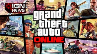 News Grand Theft Auto Online Revealed