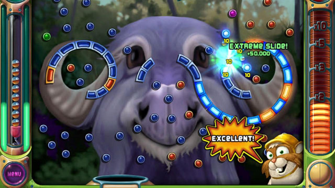 Peggle Xbox Live Gameplay - Quickplay
