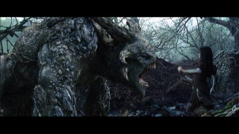 Snow White and the Huntsman (2012) - Clip A Troll Attacks Snow White And The Huntman