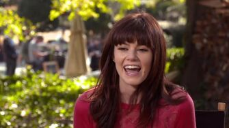 Dumb and Dumber To - Rachel Melvin Penny Pinchelow Interview
