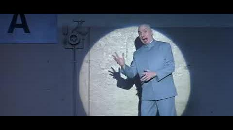 Austin Powers in Goldmember - Dr. Evil escapes