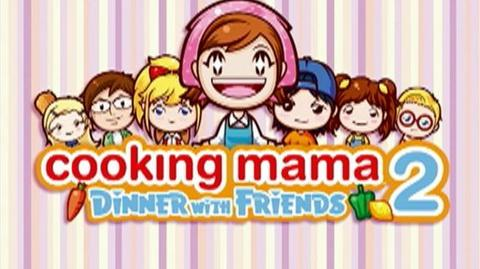 Cooking Mama Two Dinner With Friends (VG) (2007) - Nintendo DS