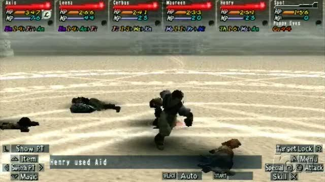 Valhalla Knights 2 Sony PSP Gameplay - Versus