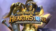 You Suck At Hearthstone - Day 1 Building an Arena Deck
