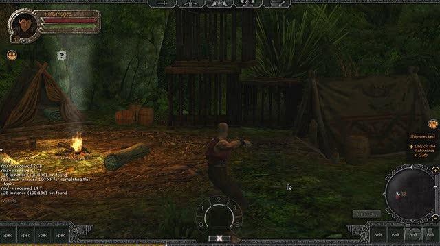 Age of Conan Hyborian Adventures PC Games Interview - Baldy but Goody (HD)