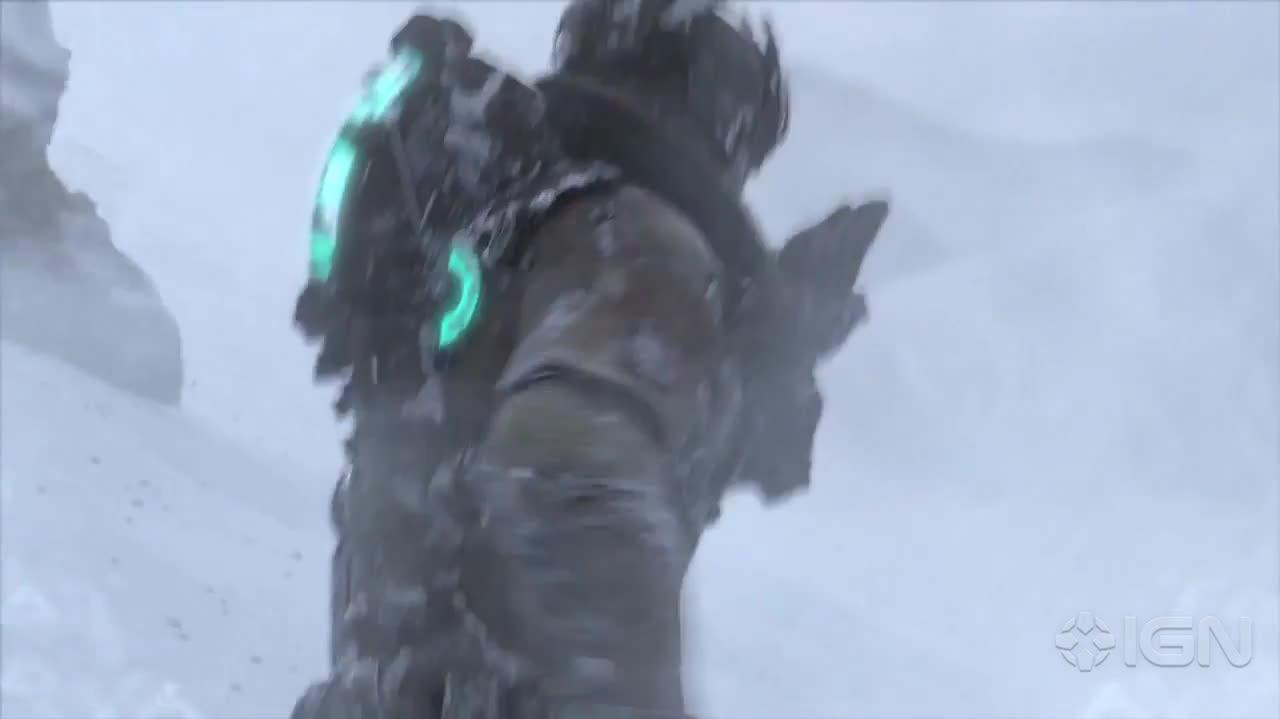 Dead Space 3 Launch Trailer - Take Down the Terror