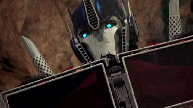 Transformers Prime Clip - What's Wrong with Optimus?
