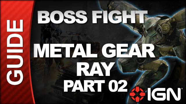 Metal Gear Rising Revengeance - Metal Gear Ray S Ranking, Revengeance (part 02)