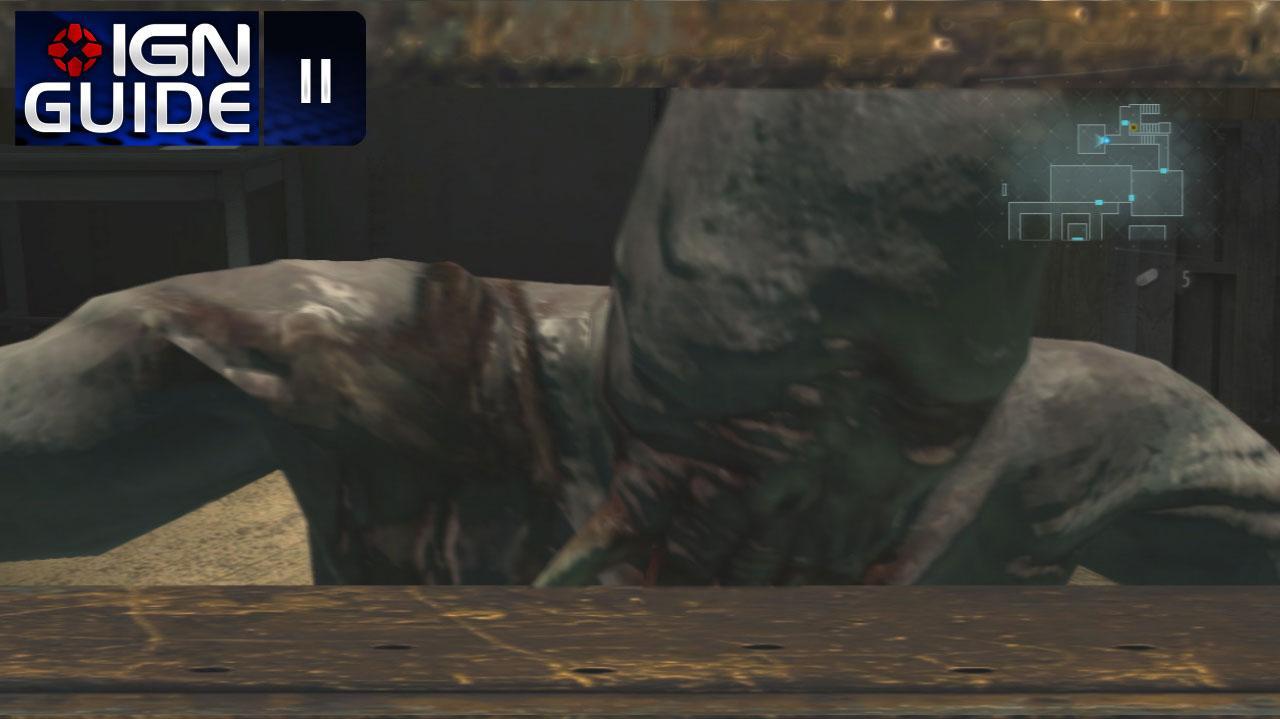 Resident Evil Revelations Walkthrough - Episode 4-1B (Part 11)