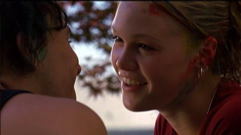 10 Things I Hate About You 10th Anniversary Edition (1999) - Clip Tell me something true 2