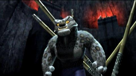 Kung Fu Panda (2008) - Clip Tai Lung is Free