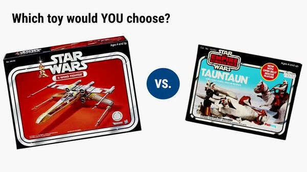 Star Wars Force Friday Toy Battle