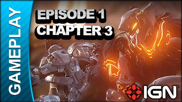 Halo 4 - Spartan Ops Legendary Playthrough - Episode 1 - Chapter 3