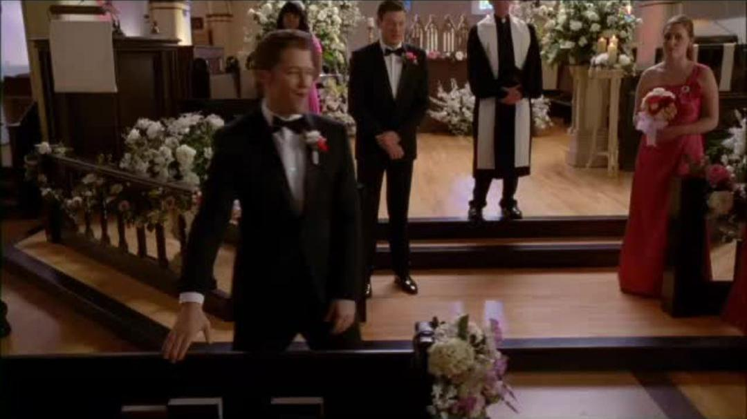 "Glee Season 4 EP 14 ""I Do"" - Clip"