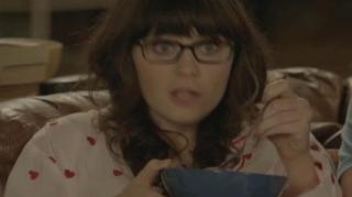 NEW GIRL EVERYTHING I KNOW ABOUT SCARY MOVIES I LEARNED AT 7