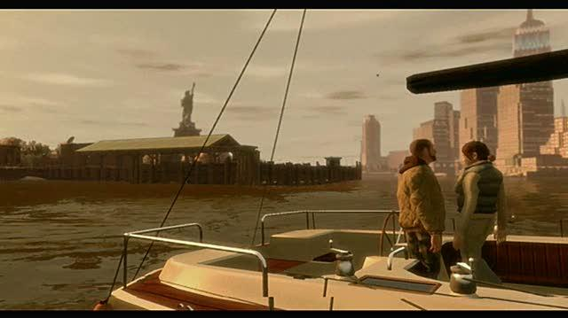 Grand Theft Auto IV Xbox 360 Trailer - Liberty City Gun Club