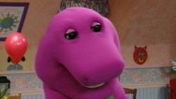Barney's Imagination Island (1994) - Home Video Trailer (e13461)