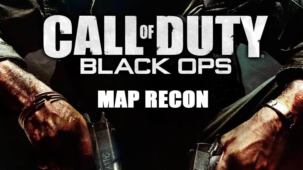 Call of Duty Black Ops Map Walkthrough - Firing Range