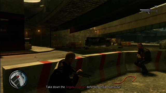 Grand Theft Auto IV The Lost and Damned Xbox Live Gameplay - IGN Montage Get Strapped (360)