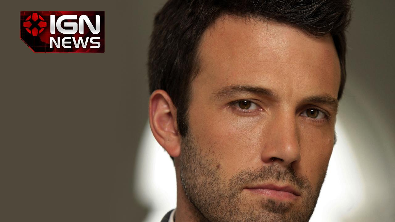 Affleck to Play Batman in Man of Steel Sequel