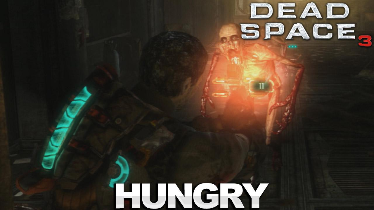 Dead Space 3 Walkthrough - Hungry Secret Achievement