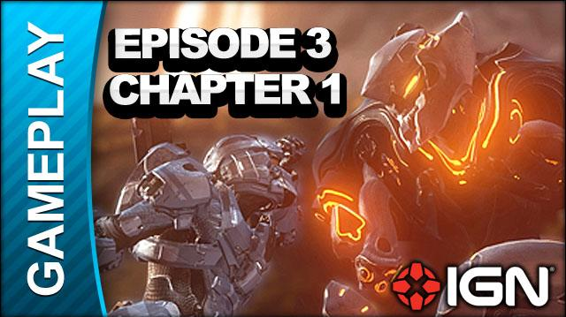 Halo 4 - Spartan Ops Catherine Legendary Walkthrough Part 1 - The VIP