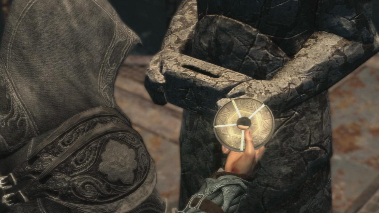 Assassin's Creed Revelations - Fourth Masyaf Key - Gameplay